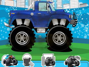 play Monster Truck Wash And Repair