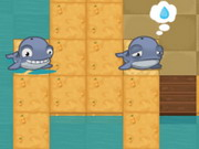 Baby Whale Rescue game