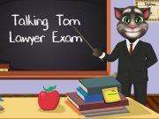 Talking Tom Lawyer Exam