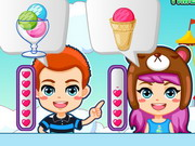 Ice Cream Maker Game game