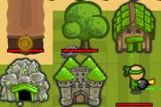 The Green Kingdom game