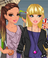 Phone Friends Dress Up Game game