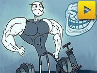 play Penor Pump Buff: Trollface Quest 4
