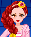 Teen Belle Fairy Tale High Dress Up Game game