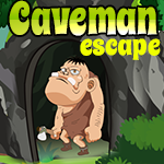 Caveman Escape game