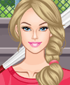play Sporty Barbie Dress Up Game