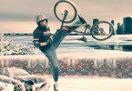 Winter Bmx Jam game