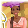 Fashion Studio African Style game