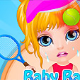 Baby Barbie Sports Injury game
