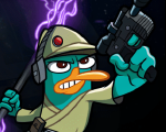 Agent P Rebel Spy game