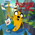 play Adventure Time Jump