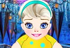 Baby Elsa Care game