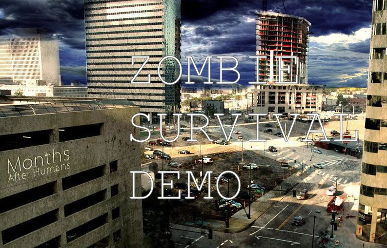 Zombie Survival Demo game