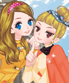 Sally Style Dress Up Game game