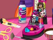 Monster High Rain Boots game