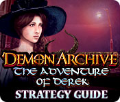 Demon Archive: The Adventure Of Derek Strategy Guide
