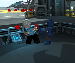 Lego Marvel Super Heroes Team Up game