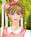 Spring Tones Dress Up Game game