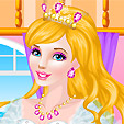 Princess Make Over game
