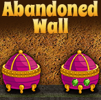 Abandoned Wall Escape game