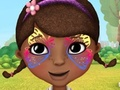 Doc Mcstuffins Face Painting game