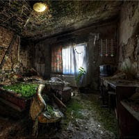 play Escape From Abandoned Rooms