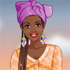 Fashion Studio - African Style game