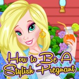 How To Be A Stylish Pregnant game