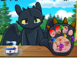 Toothless Claws Doctor game