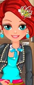 Fashion Dress Up And Makeover game