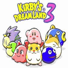 Kirby'S Dream Land 3 game
