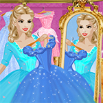 New Cinderella Shopping game