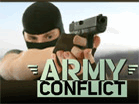 Army Conflict game