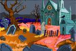 play Haunted Cemetery Escape