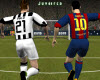 Juve Vs Barca game
