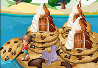 play Cookie Island Escape