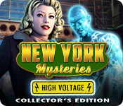 play New York Mysteries: High Voltage Collector'S Edition