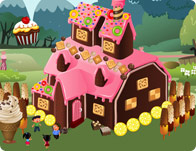 play Candy Mansion Decoration