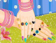 play Manicure Decoration