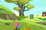 play Cute Blue Parrot Escape