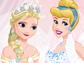 play Disney Princess Wedding Festival