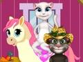 play Tom And Angela Pony Care