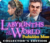 play Labyrinths Of The World: Forbidden Muse Collector'S Edition