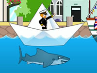 play Destructo Shark