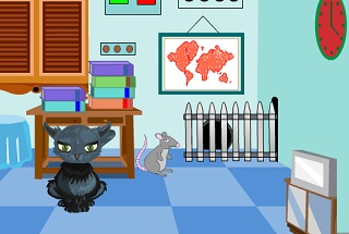 play Rat Escape From Cat