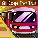 play Girl Escape From Train Game