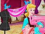 play Disney Princess Prom Dress Design