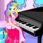 play Princess Juliet Piano Lesson