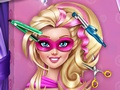 play Super Barbie Real Haircuts