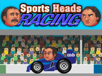 play Sports Heads Racing